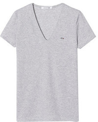 Lacoste Classic V Neck T Shirt