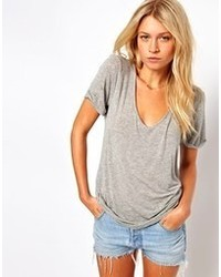 Asos Collection The Forever T Shirt In Soft Touch