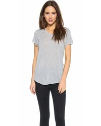 Loose fit v neck tee medium 245493