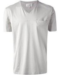Maison Martin Margiela V Neck T Shirt