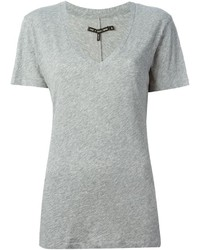 Rag and Bone Rag Bone Jean V Neck T Shirt