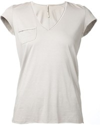 Transit V Neck T Shirt