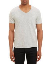 Todd Snyder V Neck Short Sleeve T Shirt