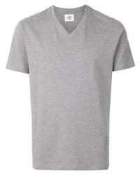 Kent & Curwen V Neck Short Sleeved T Shirt