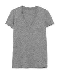 Madewell Whisper Slub Cotton Jersey T Shirt