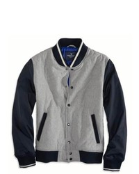 American Eagle Outfitters Varsity Jacket L Tall