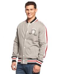 American Rag Stripe Varsity Jacket