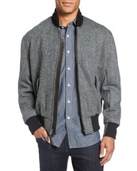 GoldenBear Golden Bear Herringbone Tweed Wool Jacket