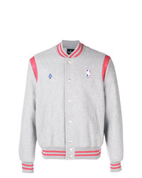Marcelo Burlon County of Milan Nba Varsity Jacket