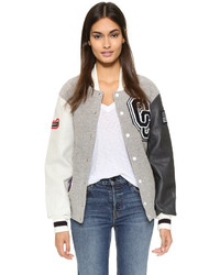 Oc classic varsity jacket medium 838787