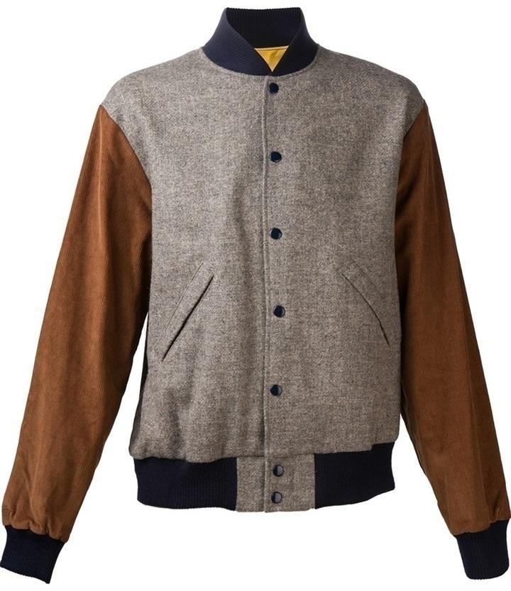 Mark McNairy Varsity Jacket