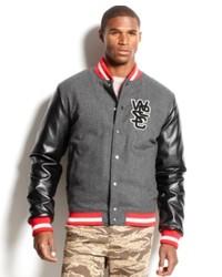 Wesc Jacket Varsity Houndstooth Jacket