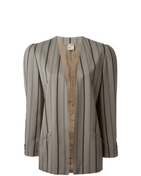 Pinstriped blazer medium 8308880