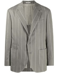 Brunello Cucinelli Striped Fitted Blazer