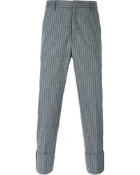 MSGM Striped Tailored Trousers