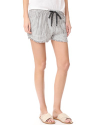 Bella Dahl Frayed Hem Easy Shorts