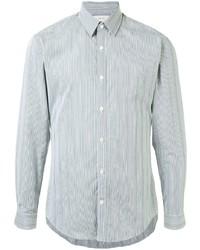 Cerruti 1881 Long Sleeve Striped Print Shirt
