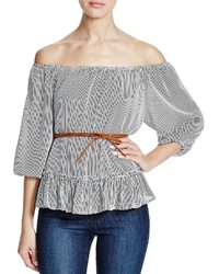 Christine off the shoulder top medium 749343