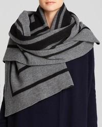 Vince Blanket Scarf Stripe