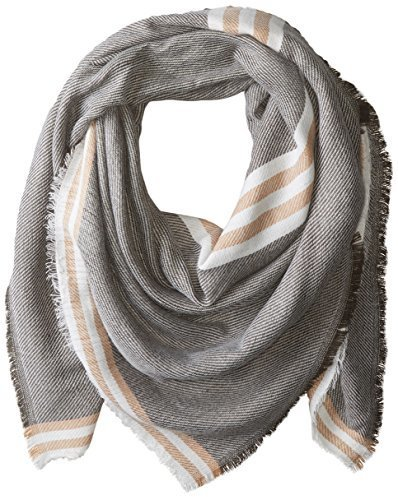 Collection XIIX Striped Border Runway Wrap