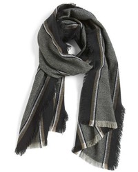 Madewell Clubhouse Stripe Scarf