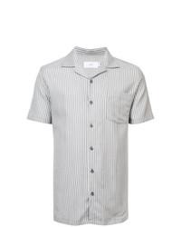 Onia Striped Short Sleeve Shirt