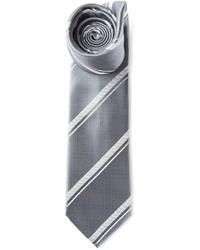 Brioni Dot And Stripe Tie