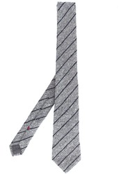 Brunello Cucinelli Diagonal Stripe Neck Tie