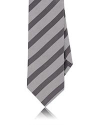 Dolcepunta Dolcepunta Striped Silk Necktie