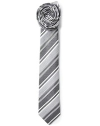 Jil Sander Classic Striped Tie