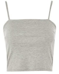 Topshop Cropped Vest Top