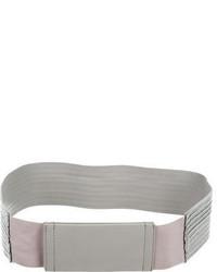 Diane von Furstenberg Straw Waist Belt