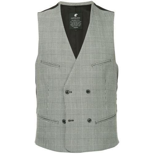Loveless Double Breasted Waistcoat
