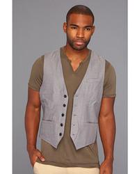 Ecko Unlimited Marc Ecko Cut Sew Disarray Vest
