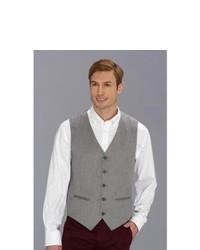 Perry Ellis Textured Suit Vest Vest