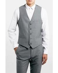 Topman Grey Vest