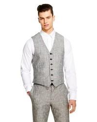 WD.NY Wdny Black Wdny Black Suit Vest Black