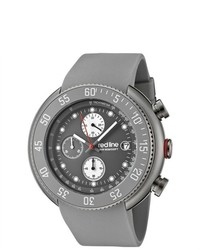 Red Line Driver Grey Chorongraph Watch