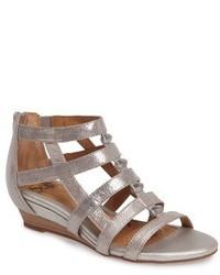 Sofft Rio Gladiator Wedge Sandal