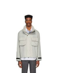 N. Hoolywood Grey Patch Pocket Jacket