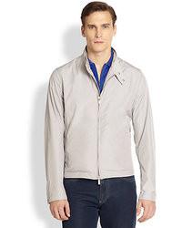 Canali Lightweight Nylon Jacket