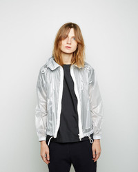 Sacai Luck Transparent Windbreaker