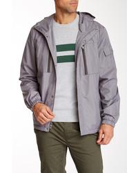 Kenneth Cole New York Windbreaker Zip Front Jacket