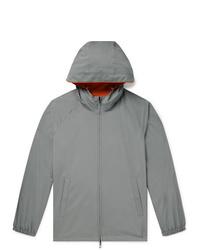 Loro Piana Reversible Shell Hooded Jacket