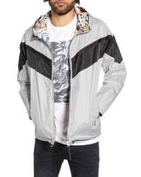 The Very Warm Reversible Windbreaker Jacket