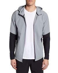 Under Armour Threadborne Vanish Zip Hoodie