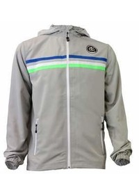 Watts Watt Grey Man Parka Rolin Windbreaker