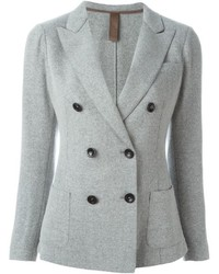 Double breasted blazer medium 646783