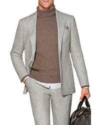Suitsupply Havana Slim Fit Solid Wool Sport Coat
