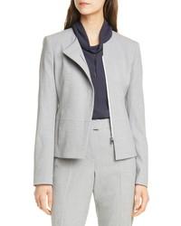 BOSS Jaina Stretch Virgin Wool Suit Jacket